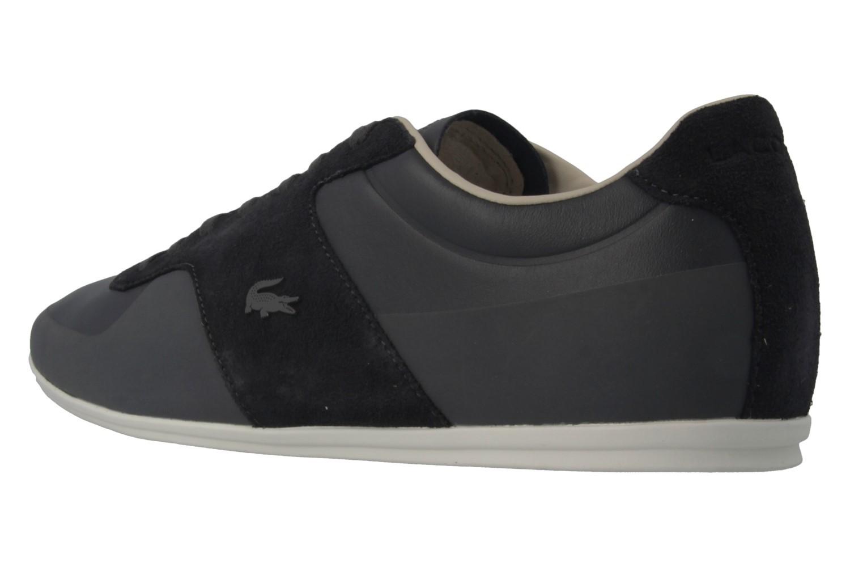 LACOSTE - Turnier 316 - Herren Sneaker - Grau Schuhe in Übergrößen – Bild 2