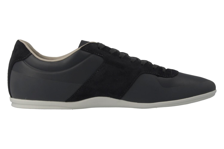 LACOSTE - Turnier 316 - Herren Sneaker - Grau Schuhe in Übergrößen – Bild 4