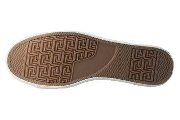 MUSTANG - Damen High Top Sneaker - Bordeauxrot Schuhe in Übergrößen – Bild 6