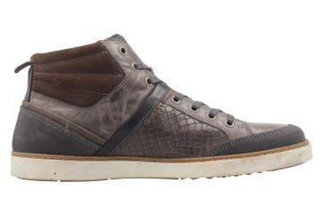 Mustang Shoes Sneaker in Übergrößen Grau 4901-502-20 große Herrenschuhe – Bild 4