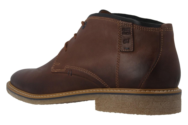 FRETZ MEN - Andrew - Herren Desert Boots - Braun Schuhe in Übergrößen – Bild 2