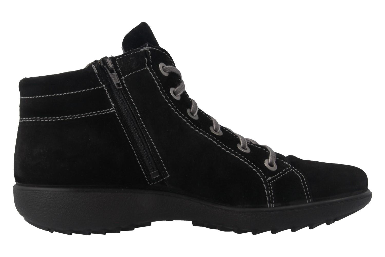 ROMIKA - Nadja 136 - Damen Boots - Schwarz Schuhe in Übergrößen – Bild 4