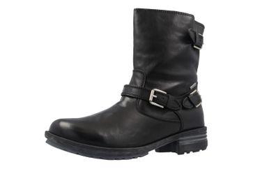 JOSEF SEIBEL - Sandra 30 - Damen Boots - Schwarz Schuhe in Übergrößen – Bild 1
