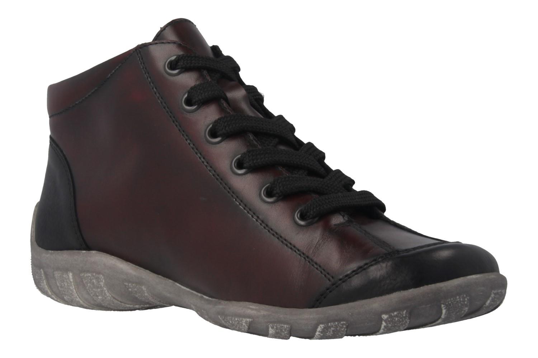 REMONTE - Damen Halbschuhe - Rot Schuhe in Übergrößen – Bild 5