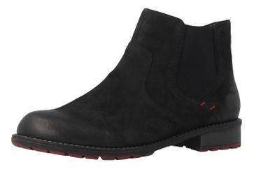 REMONTE - Damen Chelsea Boots - Schwarz Schuhe in Übergrößen