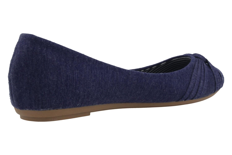 FITTERS FOOTWEAR - Amy - Damen Ballerinas - Blau Schuhe in Übergrößen – Bild 3