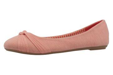 Fitters Footwear Ballerinas in Übergrößen Pink 2.514307 7195 große Damenschuhe