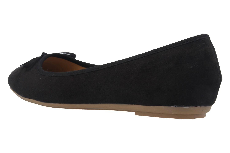 FITTERS FOOTWEAR - Helen - Damen Ballerinas - Schwarz Schuhe in Übergrößen – Bild 2