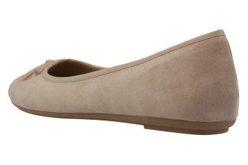 Fitters Footwear Ballerinas in Übergrößen Beige 2.589601 3198 große Damenschuhe – Bild 2