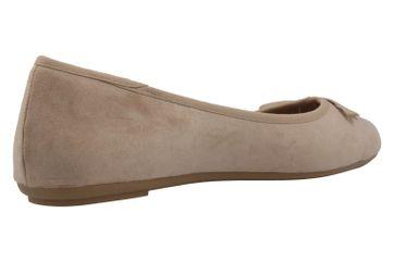 Fitters Footwear Ballerinas in Übergrößen Beige 2.589601 3198 große Damenschuhe – Bild 3