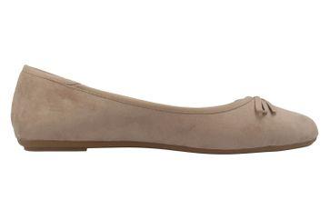 Fitters Footwear Ballerinas in Übergrößen Beige 2.589601 3198 große Damenschuhe – Bild 4