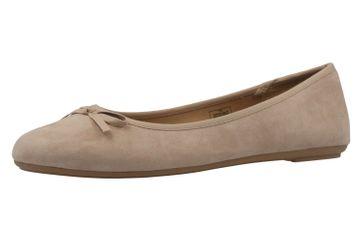 Fitters Footwear Ballerinas in Übergrößen Beige 2.589601 3198 große Damenschuhe – Bild 1
