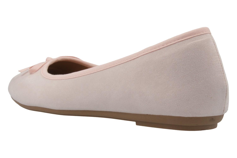 Fitters Footwear Ballerinas in Übergrößen Pink 2.589601 7198 große Damenschuhe – Bild 2