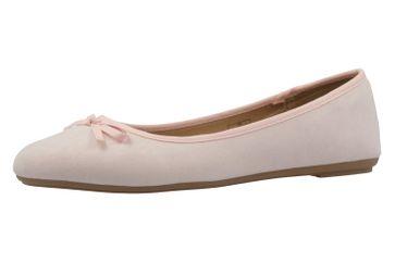 Fitters Footwear Ballerinas in Übergrößen Pink 2.589601 7198 große Damenschuhe