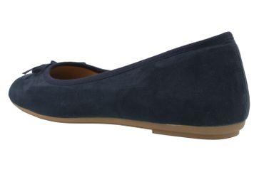 FITTERS FOOTWEAR - Helen - Damen Ballerinas - Blau Schuhe in Übergrößen – Bild 2