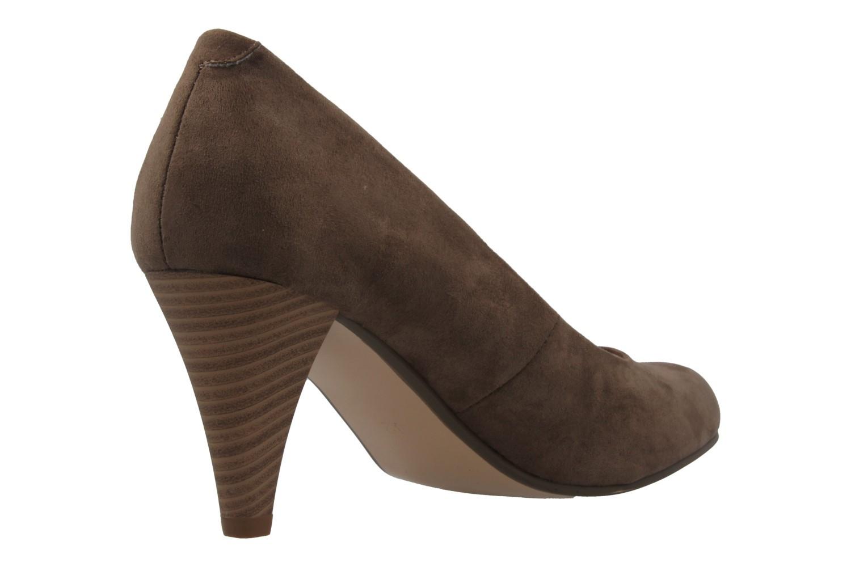 FITTERS FOOTWEAR - Princess - Damen Pumps - Taupe Schuhe in Übergrößen – Bild 3