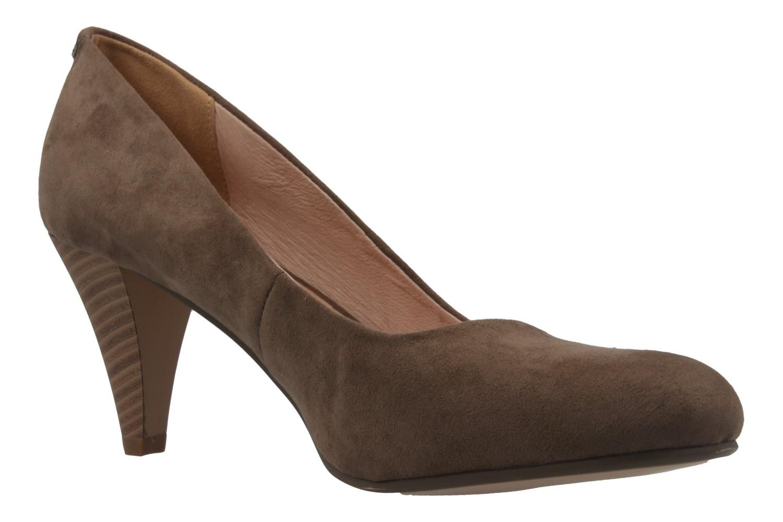 FITTERS FOOTWEAR - Princess - Damen Pumps - Taupe Schuhe in Übergrößen – Bild 5