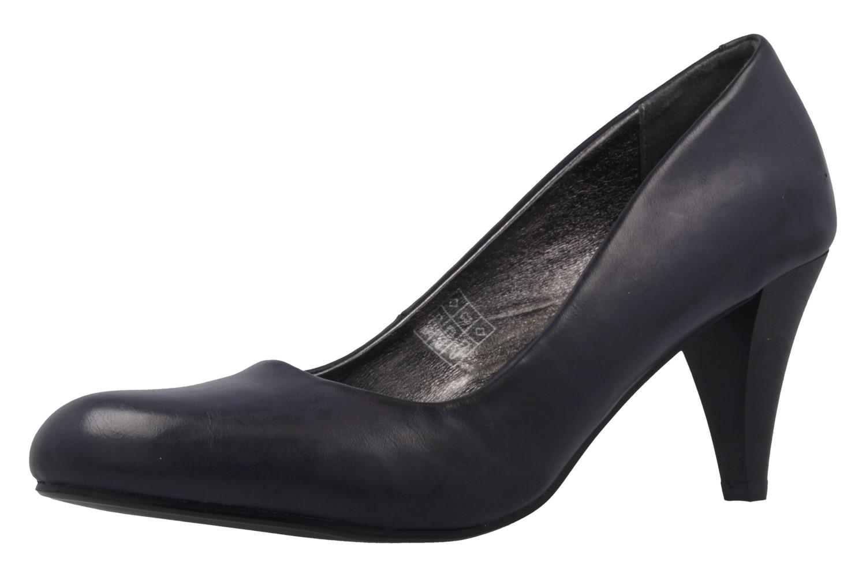 FITTERS FOOTWEAR - Princess - Damen Pumps - Blau Schuhe in Übergrößen – Bild 1