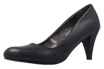 FITTERS FOOTWEAR - Princess - Damen Pumps - Blau Schuhe in Übergrößen