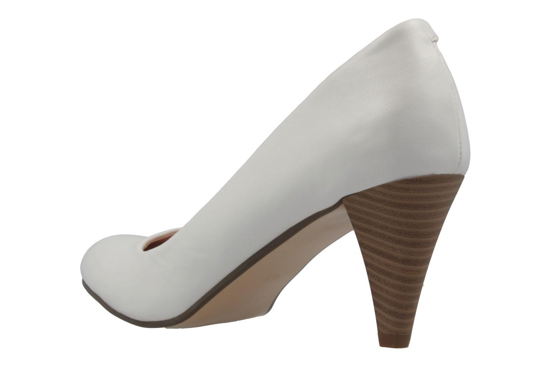 Fitters Footwear Pumps in Übergrößen Weiß 2.469201 Ice große Damenschuhe – Bild 2