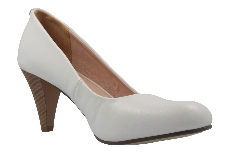 Fitters Footwear Pumps in Übergrößen Weiß 2.469201 Ice große Damenschuhe – Bild 5