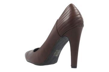 ANDRES MACHADO - Damen Pumps - Braun Schuhe in Übergrößen – Bild 2