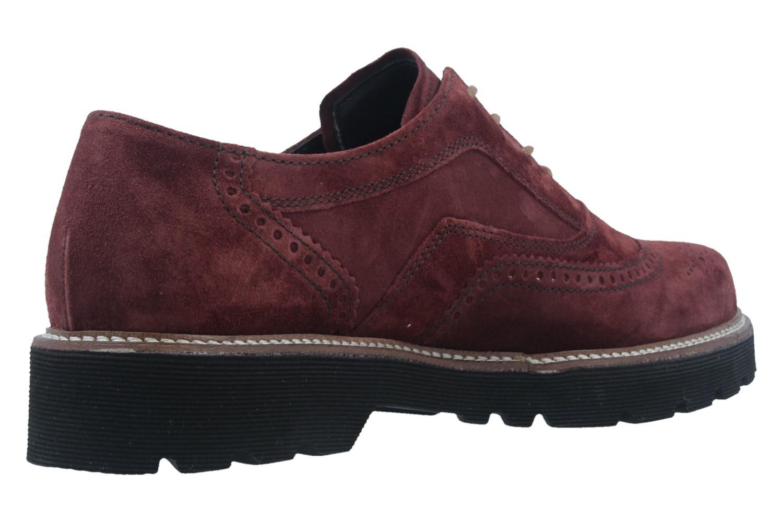GABOR comfort - Damen Halbschuhe - Rot Schuhe in Übergrößen – Bild 3