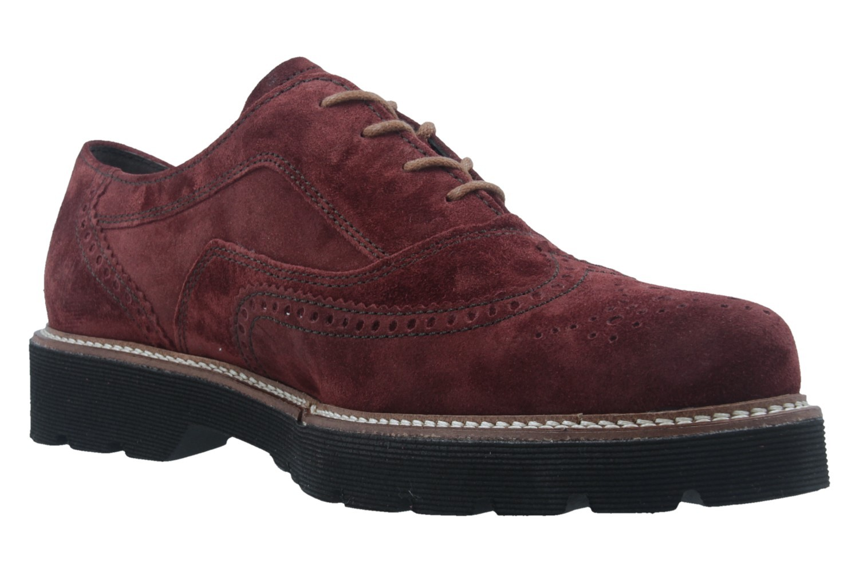 GABOR comfort - Damen Halbschuhe - Rot Schuhe in Übergrößen – Bild 5