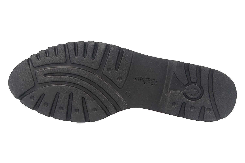 GABOR comfort - Damen Halbschuhe - Rot Schuhe in Übergrößen – Bild 6