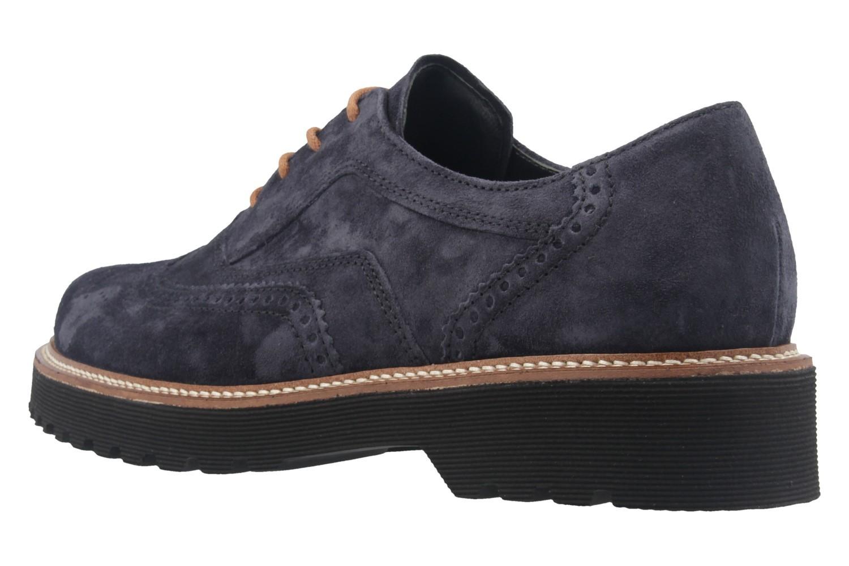 GABOR comfort - Damen Halbschuhe - Blau Schuhe in Übergrößen – Bild 2