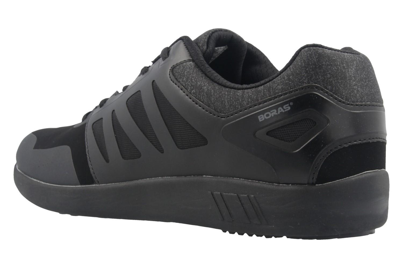 BORAS - Herren Sneaker - Spin Pro - Schwarz Schuhe in Übergrößen – Bild 2