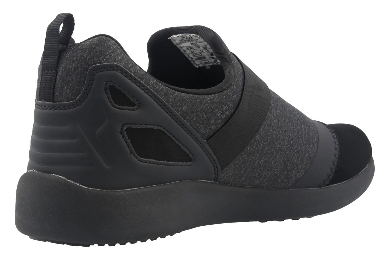 Boras Sneaker in Übergrößen Schwarz 3098-0124 große Herrenschuhe – Bild 3