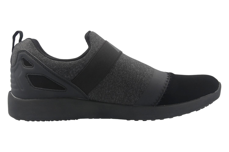 BORAS - Herren Sneaker - Touch Pro - Schwarz Schuhe in Übergrößen – Bild 4