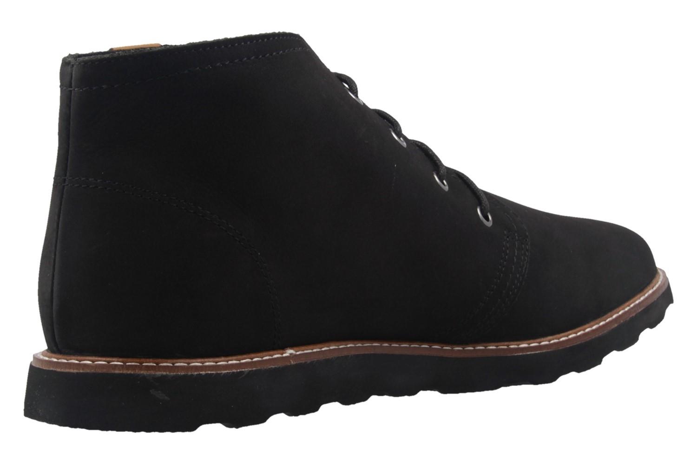 BORAS - Herren Boots - Vector - Schwarz Schuhe in Übergrößen – Bild 3