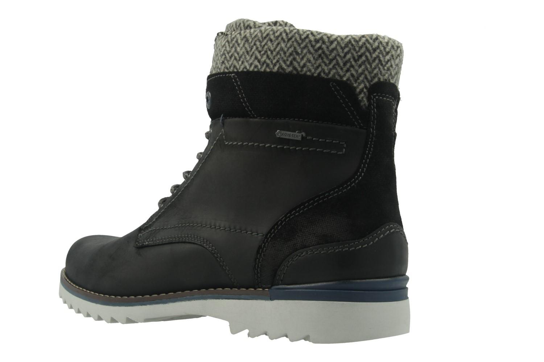 FRETZ MEN - Herren Boots - Cooper - Schwarz Schuhe in Übergrößen – Bild 2