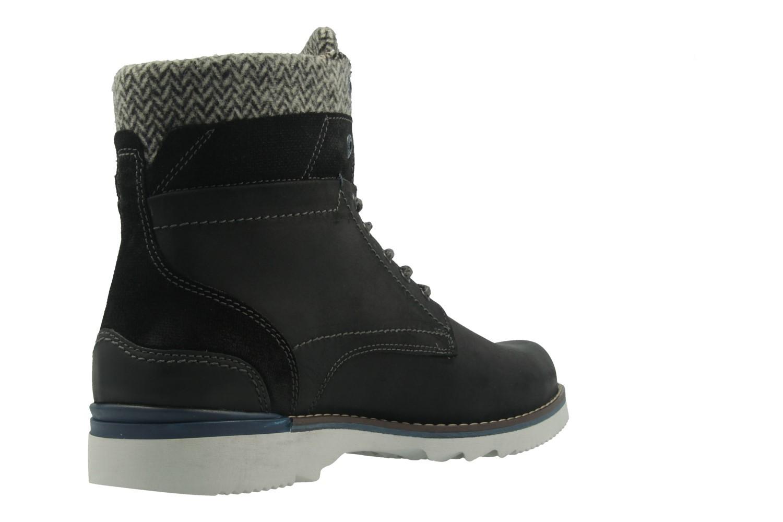 FRETZ MEN - Herren Boots - Cooper - Schwarz Schuhe in Übergrößen – Bild 3