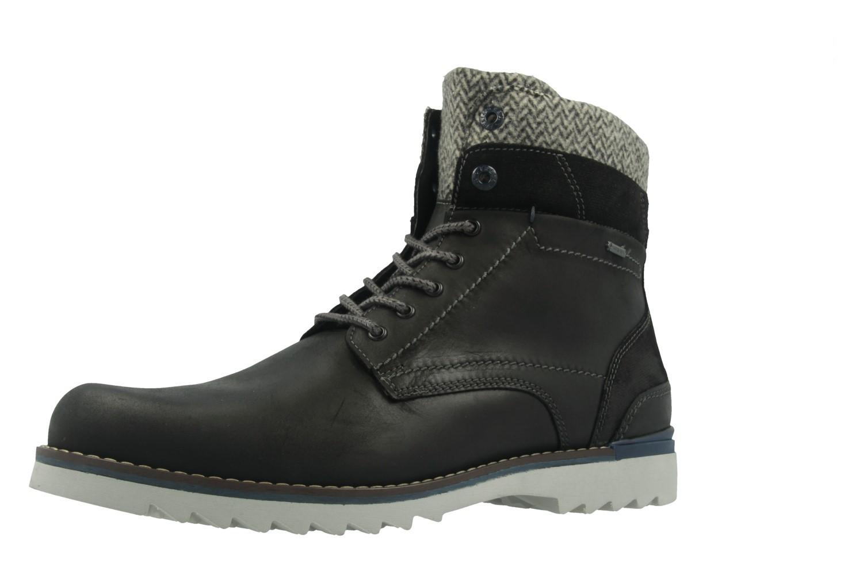 FRETZ MEN - Herren Boots - Cooper - Schwarz Schuhe in Übergrößen – Bild 1
