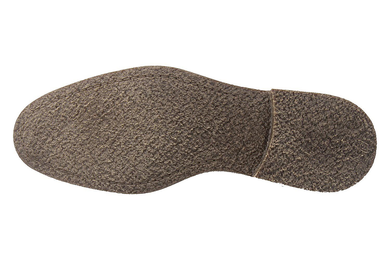 FRETZ MEN  - Herren Halbschuhe - Andrew - Schwarz Schuhe in Übergrößen – Bild 6