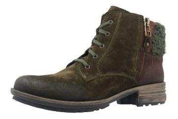 JOSEF SEIBEL - Sandra 28 - Damen Boots - Grün Schuhe in Übergrößen – Bild 1