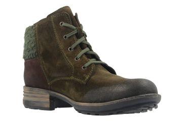 JOSEF SEIBEL - Sandra 28 - Damen Boots - Grün Schuhe in Übergrößen – Bild 5