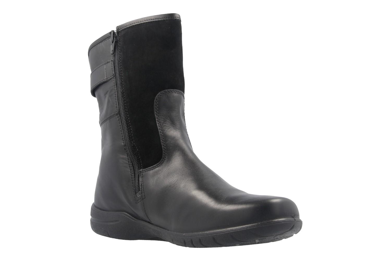 Josef Seibel Fabienne 45 Stiefel in Übergrößen Schwarz 92461 VL782 600 große Damenschuhe – Bild 5