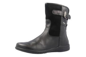Josef Seibel Fabienne 45 Stiefel in Übergrößen Schwarz 92461 VL782 600 große Damenschuhe – Bild 1