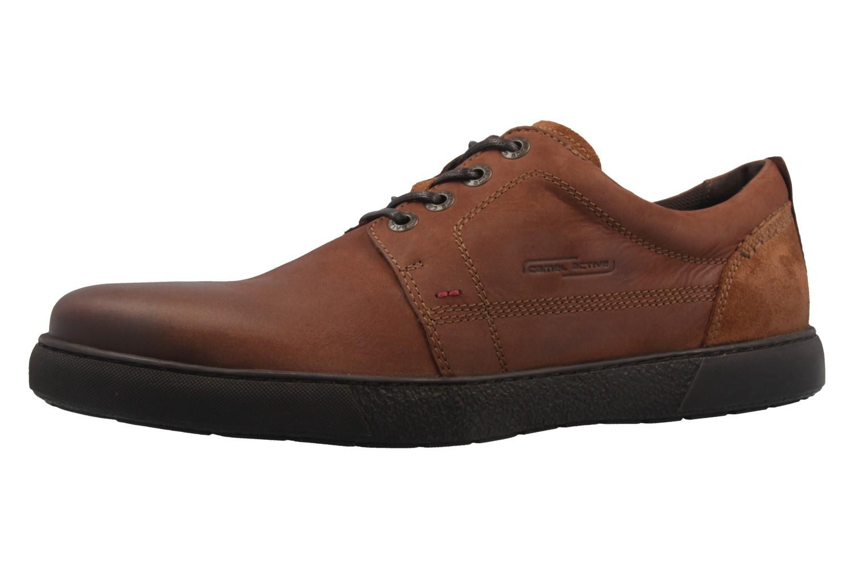 CAMEL ACTIVE - Herren Halbschuhe - Spice - Braun Schuhe in Übergrößen – Bild 1