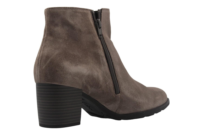 GABOR - Damen Stiefeletten - Grau Schuhe in Übergrößen – Bild 3