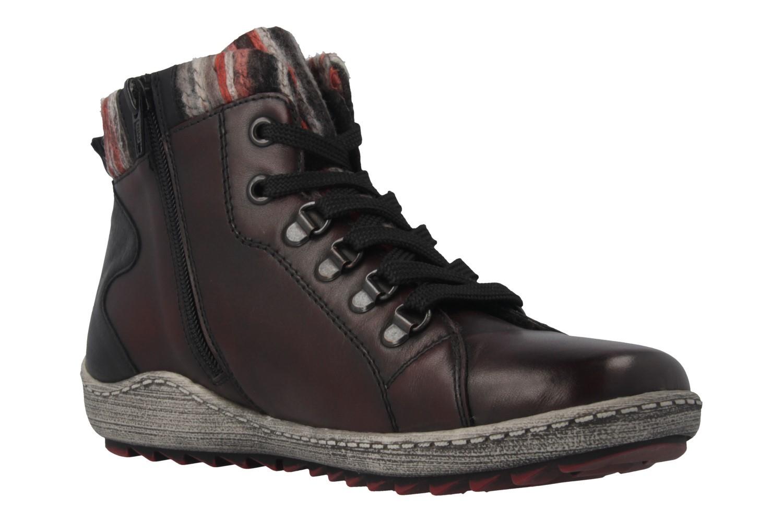 REMONTE - Damen Boots - Rot Schuhe in Übergrößen – Bild 5
