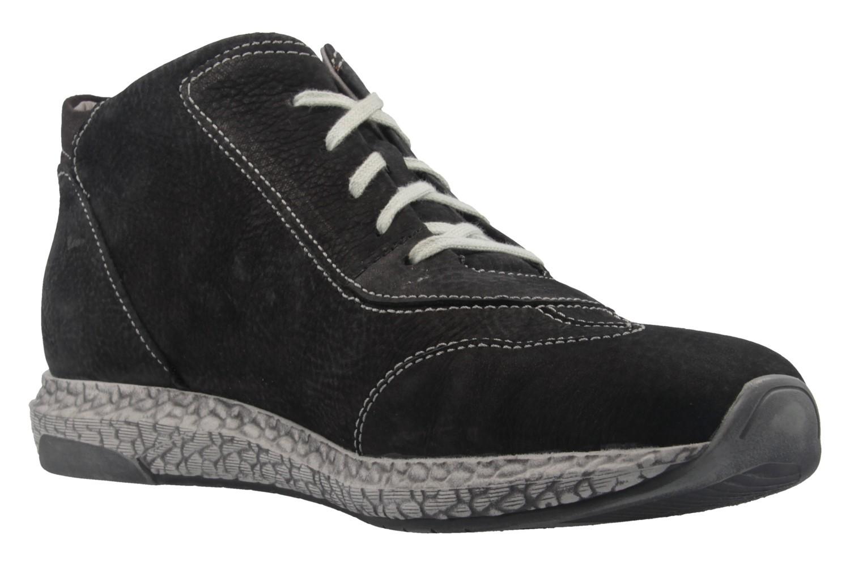 josef seibel lia 03 damen boots schwarz schuhe in. Black Bedroom Furniture Sets. Home Design Ideas