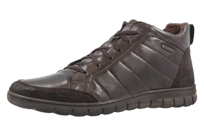 JOSEF SEIBEL - Steffi 21 - Damen Boots - Braun Schuhe in Übergrößen – Bild 1