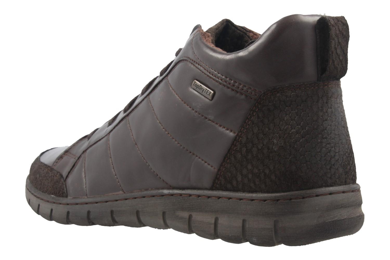 JOSEF SEIBEL - Steffi 21 - Damen Boots - Braun Schuhe in Übergrößen – Bild 2