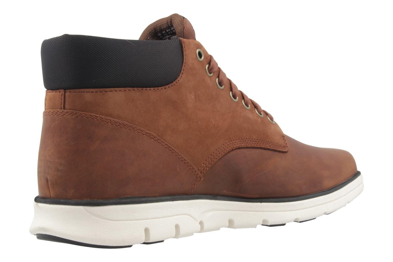 TIMBERLAND - Herren Halbschuhe - Bradstreet Chukka - Braun Schuhe in Übergrößen – Bild 3