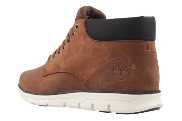 TIMBERLAND - Herren Halbschuhe - Bradstreet Chukka - Braun Schuhe in Übergrößen – Bild 2